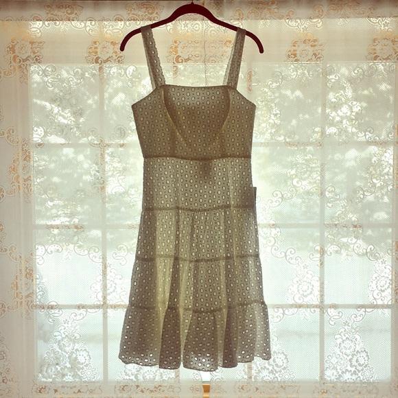 1901 Dresses White Lace Sundress Poshmark